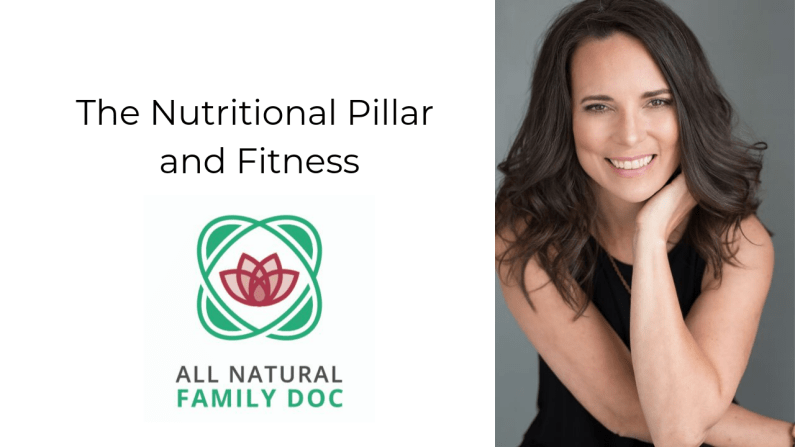 Nutritional Pillar and Fitness